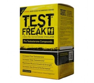 PHARMA FREAK Test Freak 120 kaps