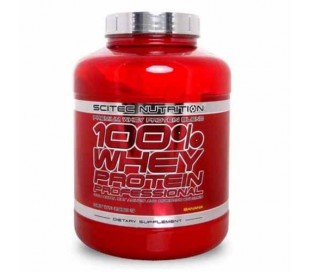 SCITEC 100% Whey Protein Professional 2350g.