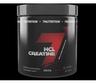 7NUTRITION HCL Creatine 350 g