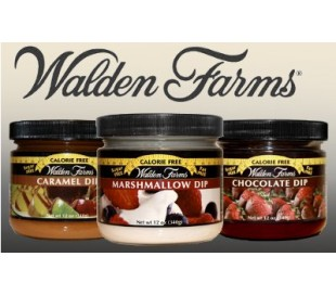WALDEN FARMS DIP Marshmallow ZERO KALORII 340 g