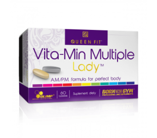 Vita-Min Multiple Lady tabs