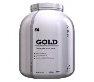 FA Gold Whey Protein Isolate 2270 g.