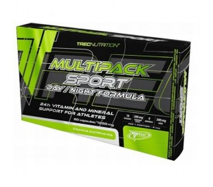 TREC Multipack Sport Day/Night Formula 60 kaps.