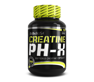 BioTech Creatine PH-X 210 kaps.