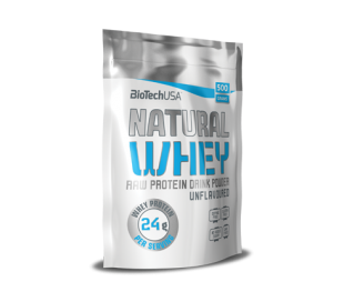 BioTech Natural Whey 500g