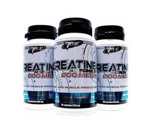 TREC Creatine Micronized 60 kaps.