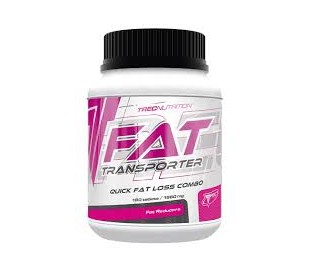 TREC Fat Transporter 90tabs.