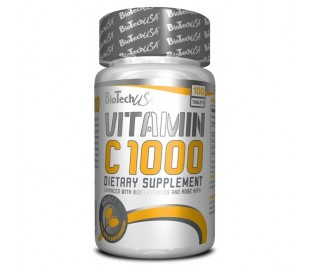 Bio Tech Vitamin C 1000 250 tab.