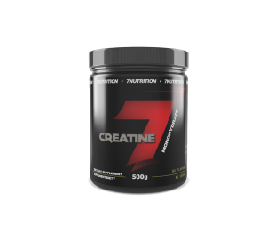 7NUTRITION Creatine 500 g + GRATIS