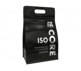 FITNESS AUTHORITY Iso Core Isolate 500 g