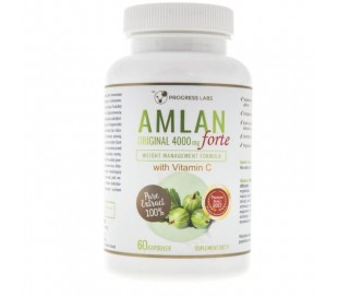 PROGRESS LABS Amlan Original Forte 4000mg 60 kaps